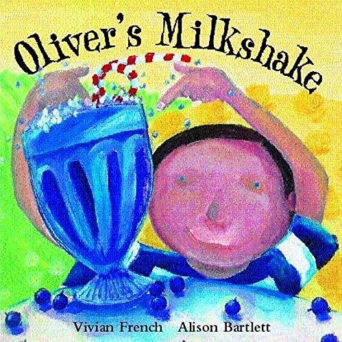 9780340754535: Oliver's Milkshake