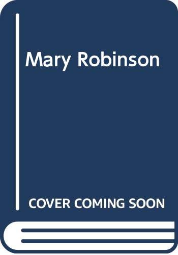 9780340755105: Mary Robinson