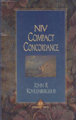 9780340756201: Niv Compact Concordance