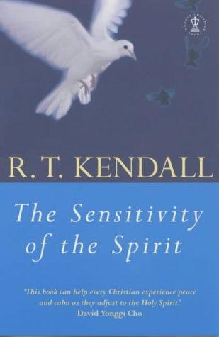 9780340756287: The Sensitivity of the Spirit: The Forgotten Anointing (Hodder Christian books)