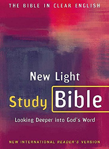 9780340756539: Bible: New Light Study Bible