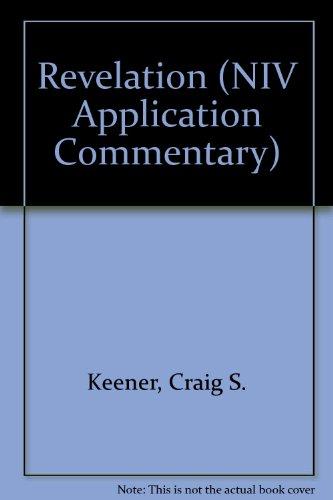 9780340756591: Revelation (NIV Application Commentary)