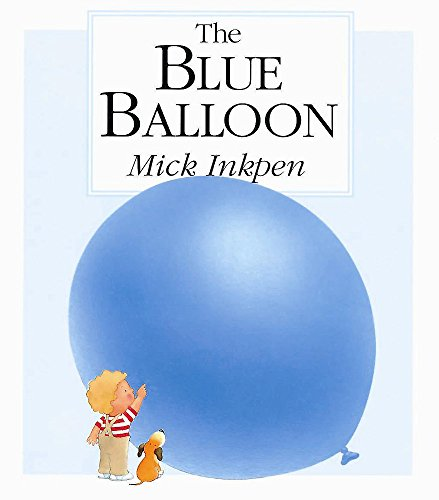 9780340757154: The Blue Balloon