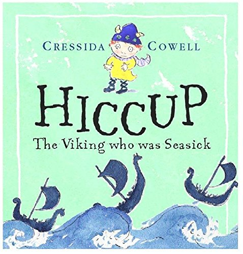 9780340757222: Hiccup The Viking Who Was Seasick