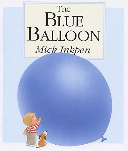 9780340757383: The Blue Balloon