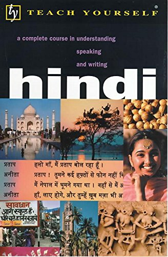 9780340758168: Hindi (Teach Yourself)