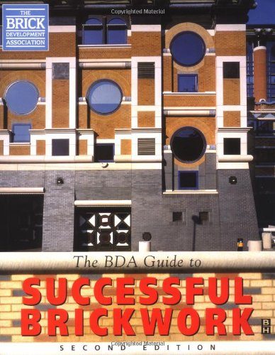 9780340758991: BDA Guide to Successful Brickwork, Second Edition