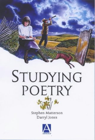 9780340759417: Studying Poetry