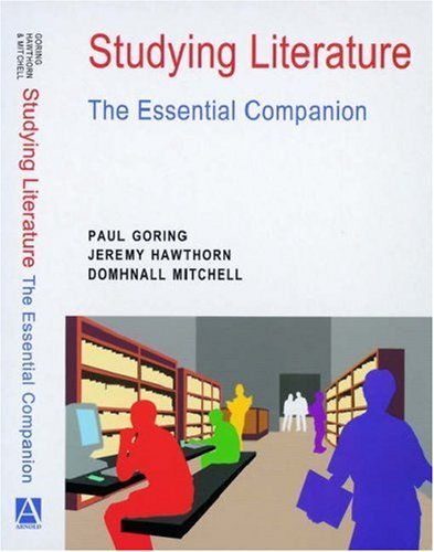 9780340759455: Studying Literature: The Essential Companion