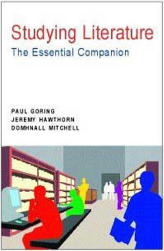 9780340759462: Studying Literature: The Essential Companion
