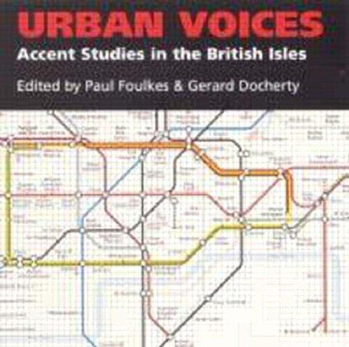 9780340759523: Urban Voices: Accent Studies in the British Isles