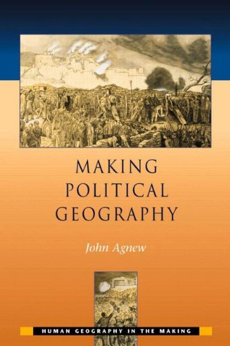 9780340759547: Making Political Geography (Human Geography in the Making)