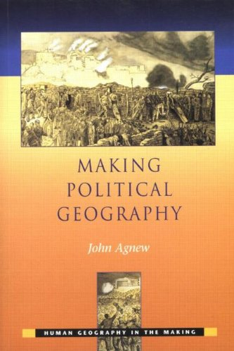 9780340759554: Making Political Geography (Human Geography in the Making)