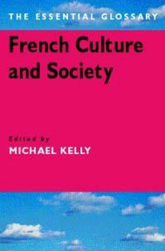 9780340760239: French Culture and Society: The Essentials (The Essential Glossary)