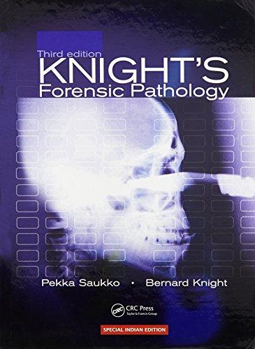 9780340760444: Knight's Forensic Pathology, 3Ed