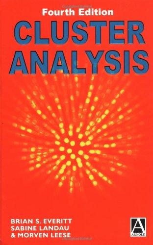 9780340761199: Cluster Analysis