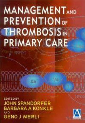 9780340761250: Management and Prevention of Thrombosis in Primary Care