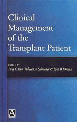 9780340761274: Clinical Management of the Transplant Patient