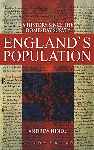 9780340761892: England's Population: A History since the Domesday Survey (Arnold Publication)
