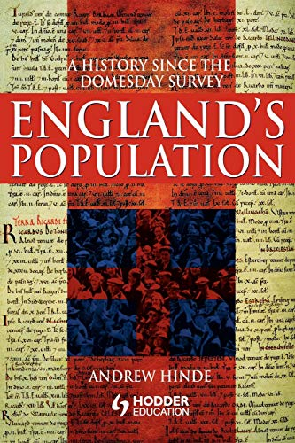 9780340761908: England's Population: A History since the Domesday Survey (Arnold Publication)