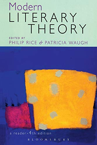 Modern Literary Theory, 4Ed: A Reader