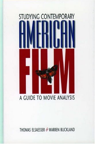 9780340762059: Studying Contemporary American Movies: A Guide to Film Analysis