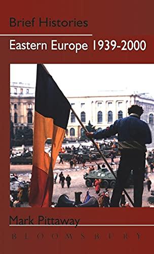 9780340762202: Eastern Europe 1939-2000 (Brief Histories)