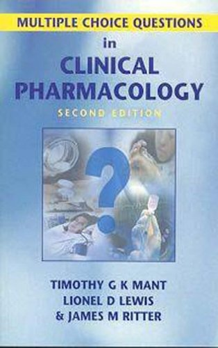 9780340762950: Multiple Choice Questions in Clinical Pharmacology, 2Ed