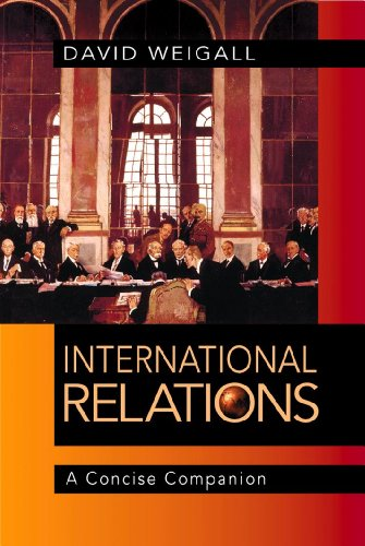 9780340763339: International Relations: A Concise Companion
