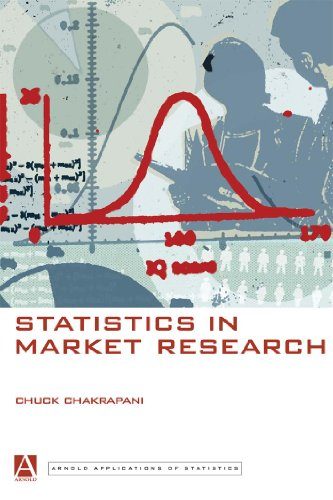 9780340763971: Statistics in Market Research (Arnold Applications of Statistics Series)