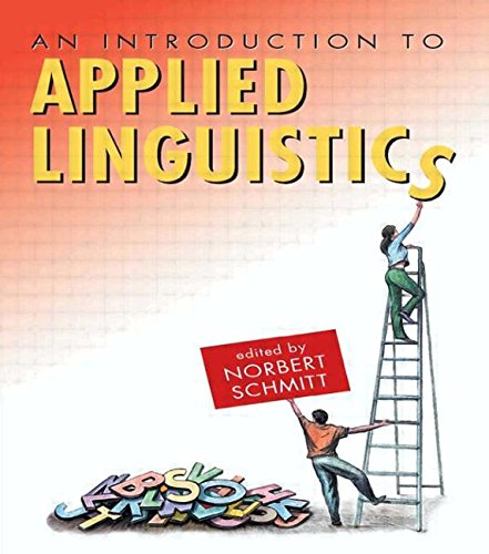9780340764190: An Introduction to Applied Linguistics