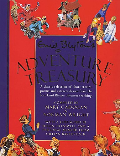 9780340765135: Enid Blyton Adventure Treasury