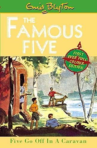 9780340765180: Five Go Off in a Caravan (The Famous Five)