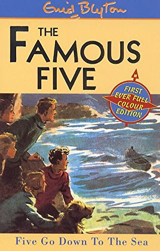 9780340765258: Five Go Down To The Sea: Book 12 (Famous Five)