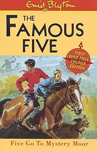 9780340765265: Five Go to Mystery Moor (The Famous Five)