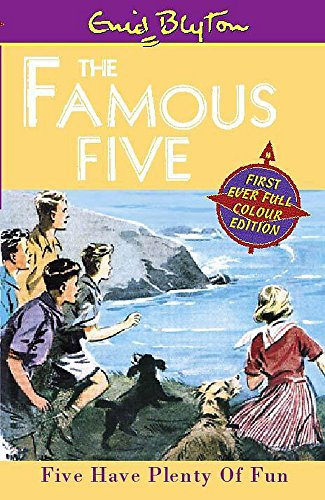 9780340765272: Five Have Plenty of Fun (The Famous Five)