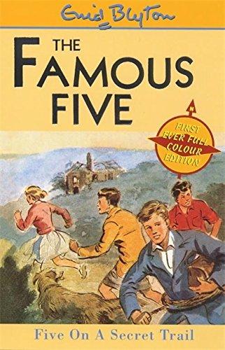 9780340765289: Five On A Secret Trail: Book 15 (Famous Five)