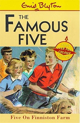9780340765319: Five On Finniston Farm: Book 18 (Famous Five)