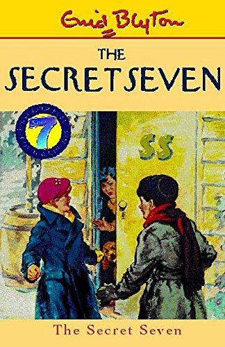 9780340765357: The Secret Seven