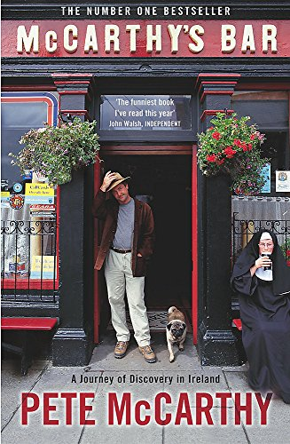9780340766057: McCarthy's Bar: A Journey of Discovery in Ireland (A Lir Book)