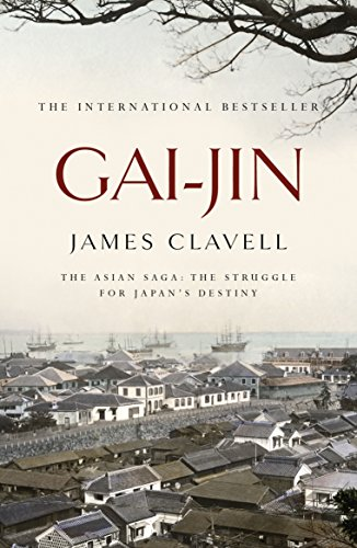 9780340766170: Gai-Jin: A Novel of Japan (Asian saga)