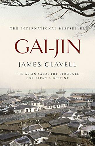 9780340766170: Gai-Jin: A Novel of Japan (Asian saga)