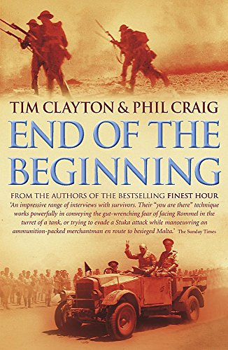 9780340766811: End of the Beginning