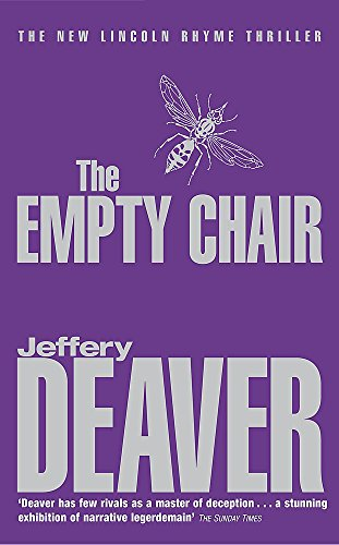 9780340767498: The Empty Chair (Lincoln Rhyme)