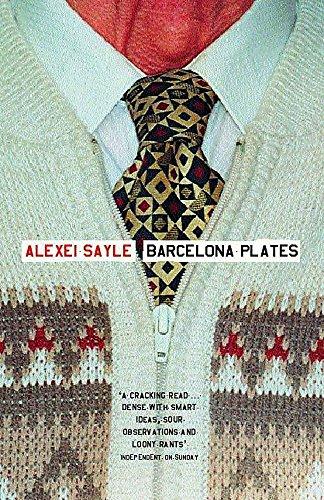 9780340767535: Barcelona Plates