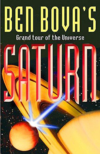 9780340767665: Saturn Ben Bova's Grand Tour of the Universe