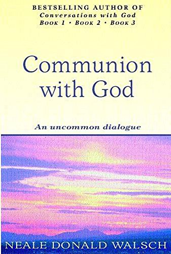 9780340767849: Communion With God: An uncommon dialogue