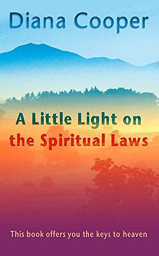 9780340768631: A Little Light on the Spiritual Laws: This Book Offers You the Keys to Heaven