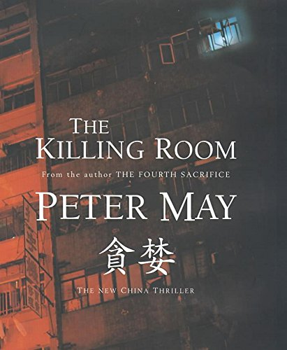 The Killing Room: May, Peter