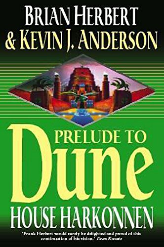9780340769089: House Harkonnen (Prelude to Dune)
